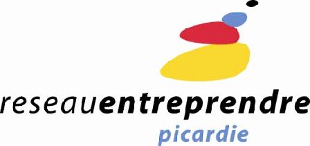 Logo Réseau Entreprendre Picardie